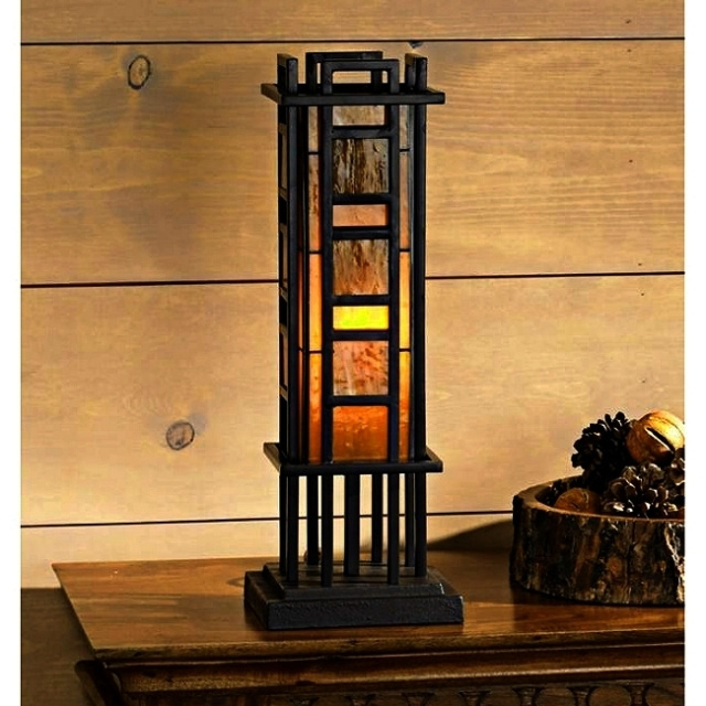Table lamps mission lamps tiffany lamps stained glass mozeypictures Image collections